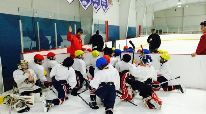 Greg Carter's Hockey School