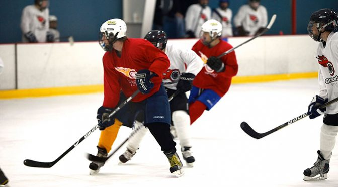 Greg Carter Hockey School